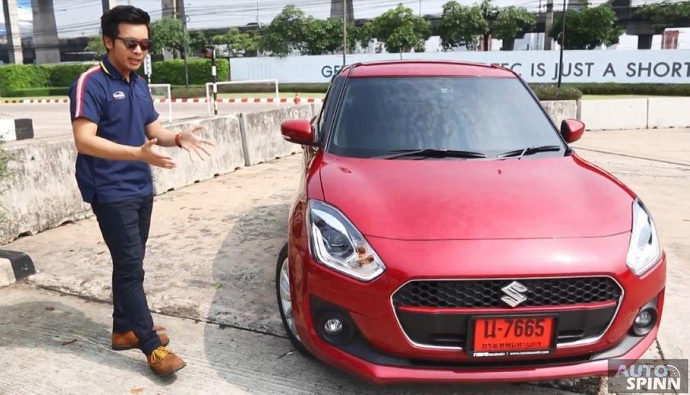 วิธีเช็ครถก่อนเดินทางไกล ควรเช็ค ควรดูอะไรบ้าง ไปชมกัน!  AutoSpinn x All-New Suzuki Swift