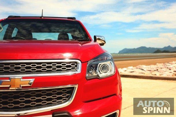 เชฟโรเลต โคโรลาโด ไฮคันทรี่ : กระบะพรีเมี่ยม ตอบสนองชีวิตทุกด้านได้อย่างลงตัว [Brought to you by Chevrolet]