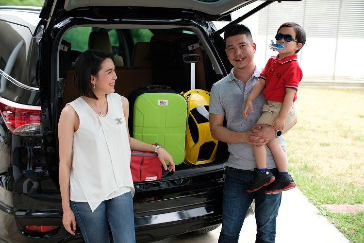 [Advertorial] ครอบครัวปัญญายงค์วางใจน้ำมันเครื่องสังเคราะห์เกรดพรีเมี่ยม เชลล์ เฮลิกส์ อัลตร้า ดูแลเครื่องยนต์รถคู่ใจ