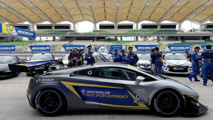 TOP Natthasedh - Unforgettable Experience, MICHELIN Pilot Sport Experience [Brought to you by Michelin]