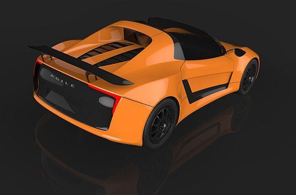 Agile Automotive ค่ายรถสปอร์ตจากเดนมาร์ก หวังแข่งกับ Lotus