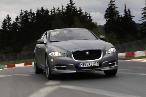 Jaguar เปิดตัว XJ Supersport Ring Taxi ซีดานแต่งสไตล์เรซซิ่งประจำสนาม Nürburgring