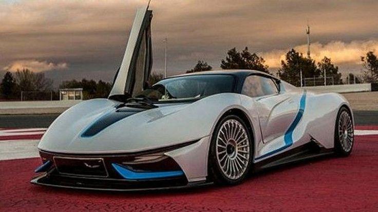 คุ้นๆ กันมั้ย? ภาพหลุด BAIC Super Car Concept คอนเซปต์ซุปเปอร์คาร์รุ่นใหม่ ส่งตรงจาก ปักกิ่ง