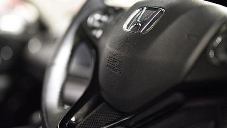 ถุงลมเป็นเหตุ โจรเล็งขโมยถุงลมนิรภัย Honda Civic และ Accord