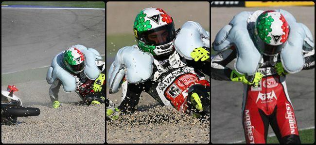 ปลอดภัยหายห่วง! ชุดนักแข่งติด Airbag จะถูกบังคับใช้ใน MotoGP, Moto2 และ Moto3