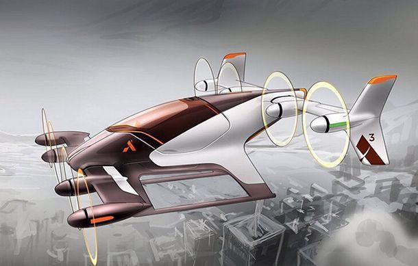 """Airbus เตรียมเปิดตัวทดสอบ """"รถบินได้"""" รุ่นต้นแบบภายในปีนี้"""