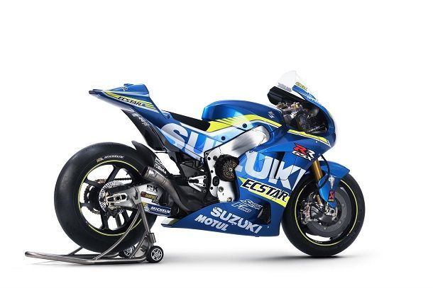Suzuki MotoGP คว้า Alex Rins ลุยศึกใหญ่สองปีหน้าคู่ Andran Iannone