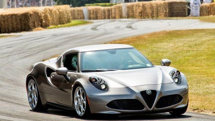 Alfa Romeo 4C ทำสถิติในเนอร์เบิร์กริง 8:04 นาที เร็วกว่า BMW M3 E92