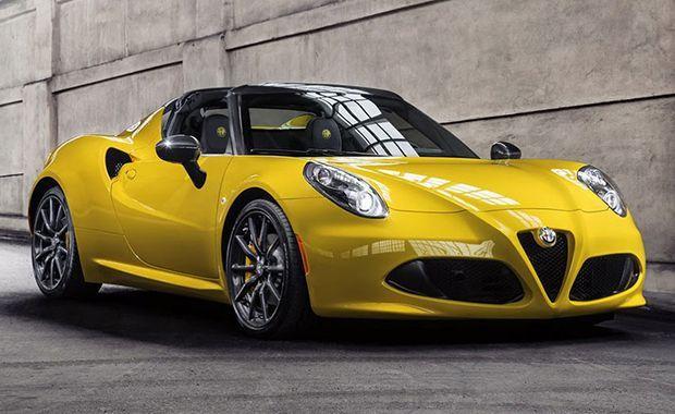 ยอดขายไม่ดี! Alfa Romeo 4C Spider อาจไม่มีเจนเนอเรชั่นที่สอง
