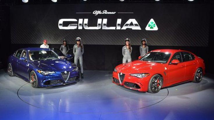 ยืนยัน Alfa Romeo เปิดตัว Guilia ที่เจนีวา
