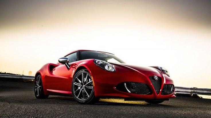 เผย Alfa Romeo ทำตลาด 4C รุ่นใหม่แน่ แต่ยังไม่ชัวร์ว่าจะเป็นรูปแบบใด