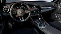 สวยพอตัว ชมภาพห้องโดยสาร Alfa Romeo Giulia ชัดเจนเต็มตา