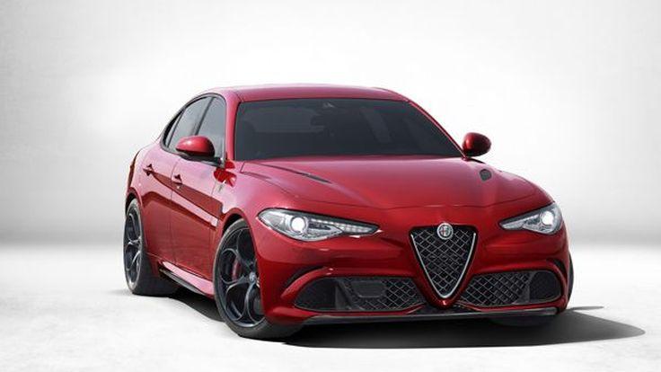 ทางเลือกใหม่! Alfa Romeo Giulia ซีดานสุดสปอร์ต
