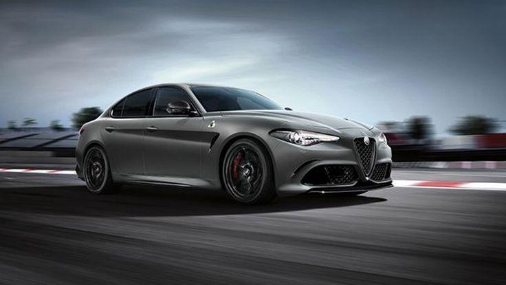 Geneva 2018: Alfa Romeo ส่ง Giulia และ Stelvio เวอร์ชั่น NRING ฉลองสถิติเนอร์เบิร์กริง