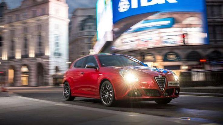 "Alfa Romeo ยังเกาะกระแส Fast & Furious 6 เปิดตัว ""Giulietta"" เวอร์ชั่นพิเศษ"