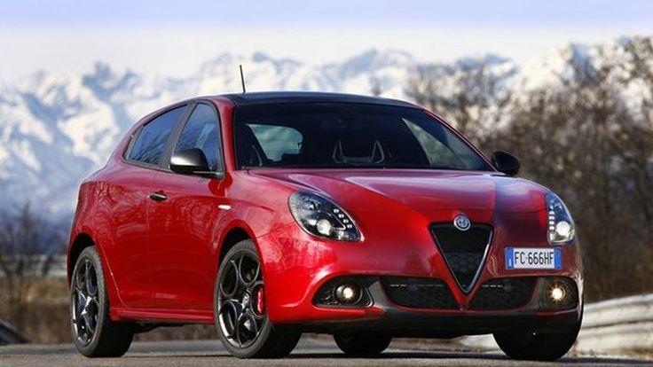 Alfa Romeo ปรับโฉม Giulietta แต่งตัวเพิ่มความสดใหม่