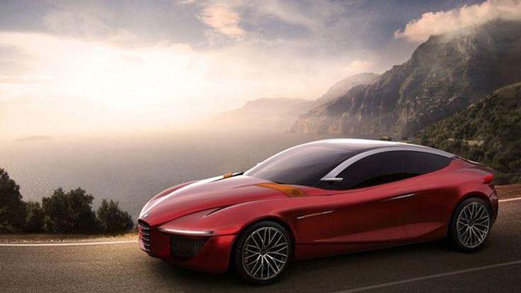 Alfa Romeo Gloria รถต้นแบบสุดเซ็กซี่ อวดโฉมตัวจริงแน่นอนที่เจนีวา มอเตอร์โชว์