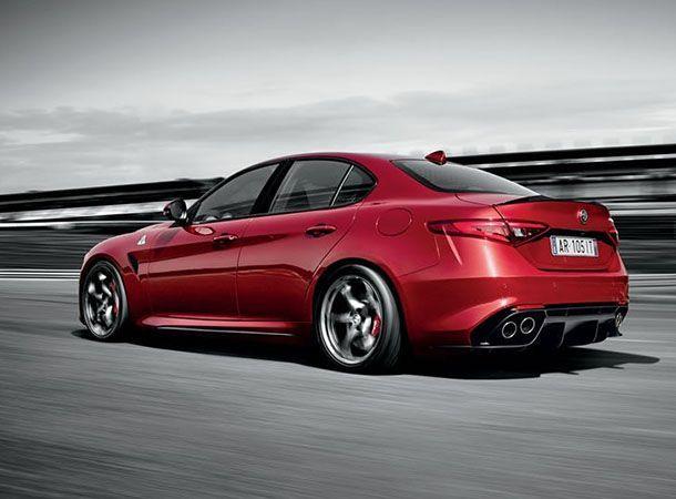 "Alfa Romeo วางแผนทำรถคูเป้บนพื้นฐานของ ""Giulia"""