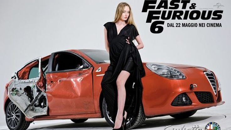 Alfa Romeo ส่งโฆษณาโปรโมท Giulietta ผ่านภาพยนตร์ Fast & Furious 6