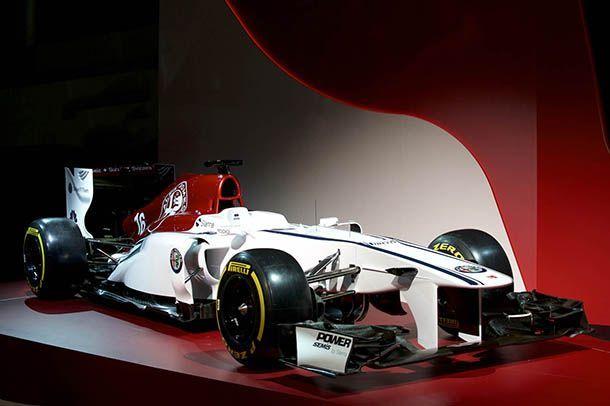 Alfa Romeo จับมือ Sauber F1 หวนคืนสนามแข่งฟอร์มูล่าวัน
