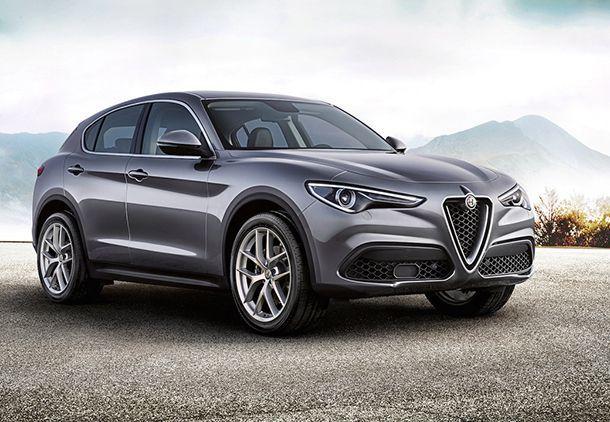 Alfa Romeo เปิดราคา Stelvio First Edition รุ่นเริ่มต้น
