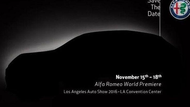 เผยทีเซอร์ Alfa Romeo Stelvio จ่อเปิดตัวพฤศจิกายนนี้