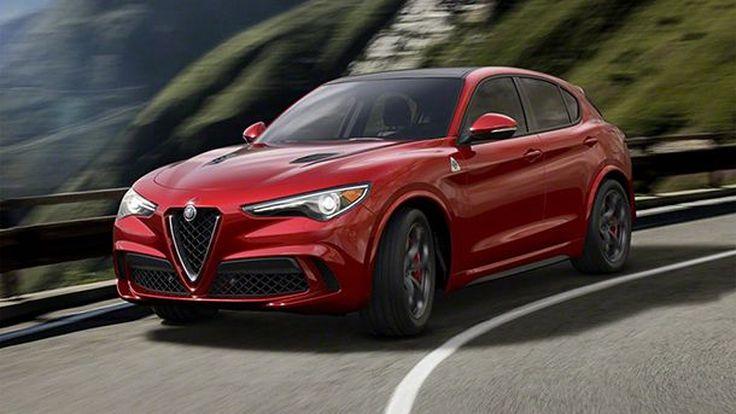 [LA Auto Show 2016] มาแล้ว Alfa Romeo Stelvio รถเอสยูวีดีไซน์เฉียบสไตล์อิตาเลียน