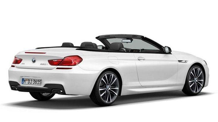 ปรับโฉม BMW M6 รุ่นปี 2014 เติมอ็อปชั่นเกียร์ธรรมดาสำหรับสาวกฮาร์ดคอร์