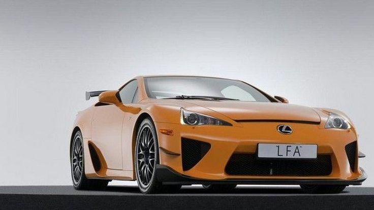 Lexus LFA รุ่นใหม่ มีความเป็นไปได้ที่จะมาพร้อมขุมพลังถึง 800 แรงม้า