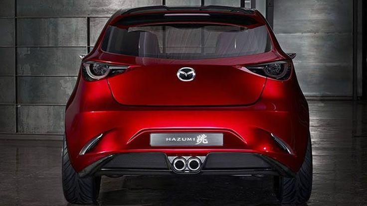 เผยรถ Mazda ทุกรุ่นจะใช้ระบบไฟฟ้าภายในปี 2035