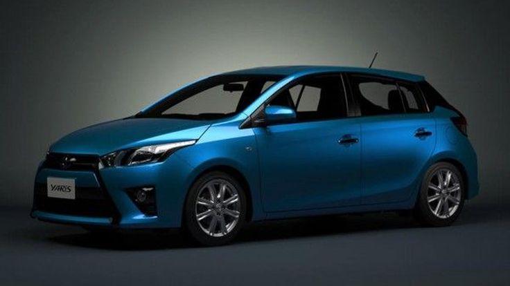 มาไม่มา All New 2013 Toyota Yaris Eco จะเปิดตัววันพุธหน้านี้หรือไม่?