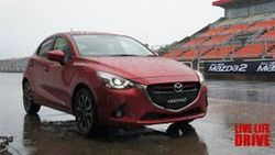 รีวิวทดสอบขับ All-New 2015 Mazda 2 ใครชอบดีไซน์-สมรรถนะควรเก็บเงินรอ!