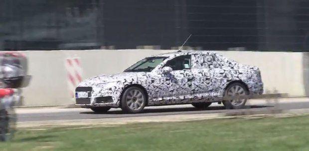 All-New 2016 Audi A4 เตรียมเปิดตัวครั้งแรกในโลกปลายเดือนนี้