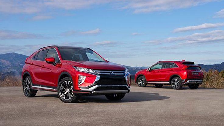 All-New 2018 Mitsubishi Eclipse Cross ท้าชนตลาดรถเอสยูวี