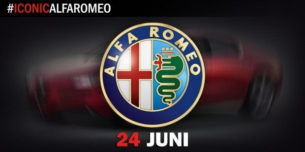 All-New Alfa Romeo Giulia จ่อเปิดตัววันที่ 24 มิถุนายนนี้