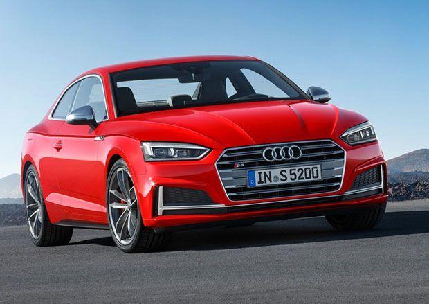 Audi เปิดตัว All-New A5 และ S5 Coupe พร้อมเทคโนโลยีใหม่เพียบ
