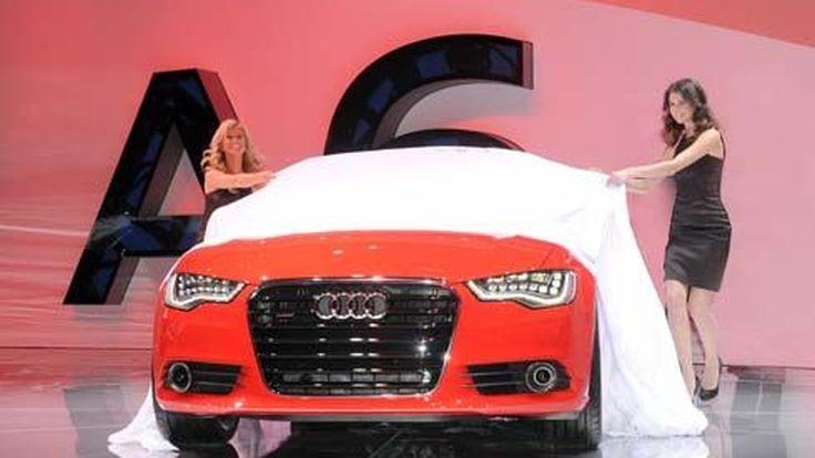 All-New Audi A6 รุ่นปี 2012 ซีดานหรูสำหรับผู้บริหาร หนึ่งในทัพหน้าบุกตลาดอเมริกา