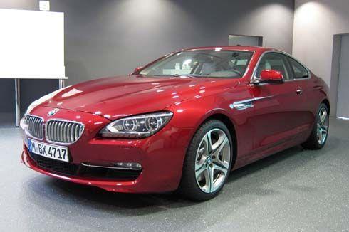All-New BMW Series 6 Coupe ปี 2012 มาเต็ม 118 ภาพพร้อมสเปค ก่อนเปิดตัวที่เซี่ยงไฮ้