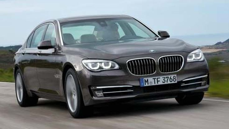 All-New BMW 7-Series รุ่นปี 2016 เจนเนอเรชั่นใหม่ อาจโละทิ้งเครื่องยนต์ V12
