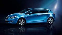 All-New Buick Excelle ปี 2010 ร่างเดียวคนละหน้าของ Opel Astra เปิดตัวที่ Auto Guangzhou 2009