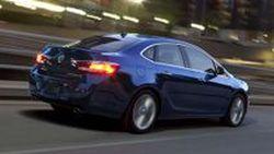 Buick Verano Turbo ปี 2013 แรงม้า 250 ตัว เซอร์ไพรซ์ครั้งใหม่จาก GM