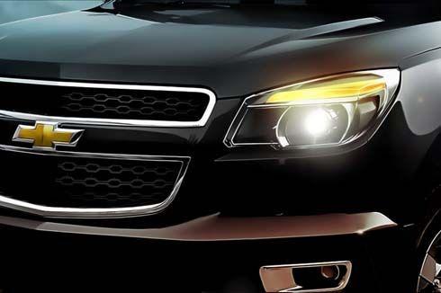 All-New Chevrolet Colorado รุ่นก่อนผลิต เตรียมเผยโฉมที่งาน Bangkok Motor Show