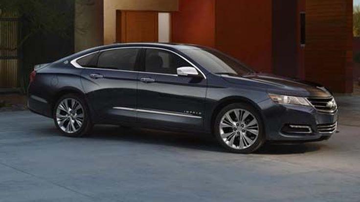 เผยโฉม All-New Chevrolet Impala รุ่นปี 2014 หรูหราดุดันมากขึ้น ก่อนขายต้นปี 2013