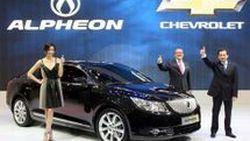 All-New Daewoo Alpheon โคลนนิ่ง Buick LaCrosse เปิดตัวในเกาหลี บุกตลาดซีดานหรูขนาดกลาง