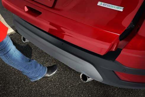 Ford Escape โฉมใหม่ ปี 2013 เหนือชั้นด้วยระบบเปิดประตูท้ายแบบ hand-free