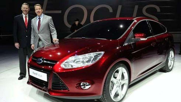 All-New Ford Focus เตรียมเผยโฉมครั้งแรกในอาเซียน ที่งาน Bangkok Motor Show 2012