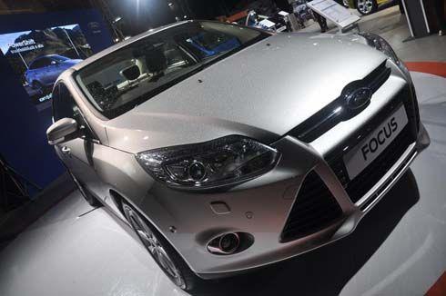 All-New Ford Focus 2013 โฉมใหม่กับคุณภาพการเปลี่ยนเกียร์ที่เหนือกว่า