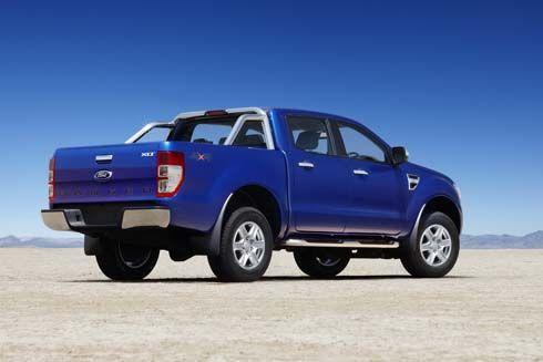เปิดตัว All-New Ford Ranger โฉมใหม่ครั้งแรกในอาเซียน ก่อนเริ่มจำหน่ายในไทยปลายปีนี้