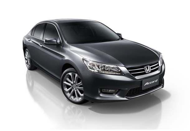 เปิดตัว All-New Honda Accord ปี 2013 ใหม่ เจนเนอเรชั่น 9 ราคาเริ่มต้น 1,299,000 บาท