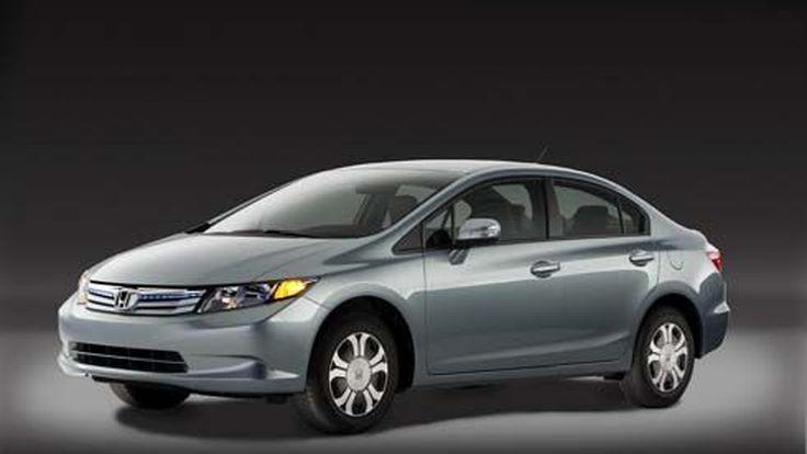 เผยโฉม All-New Honda Civic ปี 2012 รุ่นผลิต เจนเนอเรชั่นที่ 9 เวอร์ชั่นอเมริกา